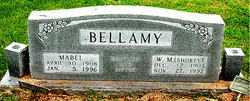 BELLAMY, MABEL - Boone County, Arkansas | MABEL BELLAMY - Arkansas Gravestone Photos