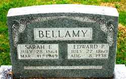BELLAMY, EDWARD P - Boone County, Arkansas | EDWARD P BELLAMY - Arkansas Gravestone Photos