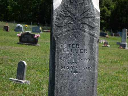 BELLER, PETER - Boone County, Arkansas | PETER BELLER - Arkansas Gravestone Photos