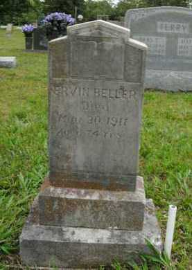 BELLER, ERVIN - Boone County, Arkansas | ERVIN BELLER - Arkansas Gravestone Photos