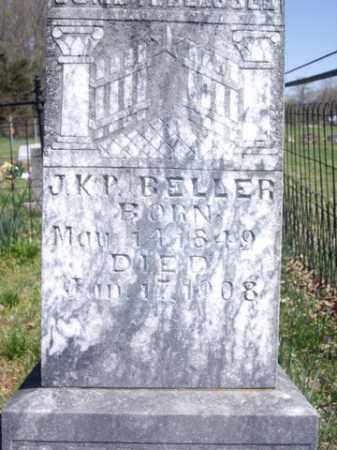 BELLER, JAMES KNOX POLK - Boone County, Arkansas | JAMES KNOX POLK BELLER - Arkansas Gravestone Photos