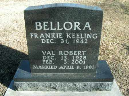 BELLORA, VAL ROBERT - Boone County, Arkansas | VAL ROBERT BELLORA - Arkansas Gravestone Photos
