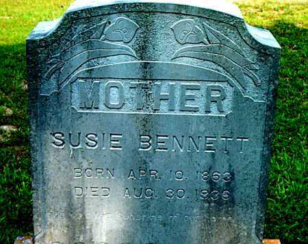 BENNETT, SUSIE - Boone County, Arkansas | SUSIE BENNETT - Arkansas Gravestone Photos