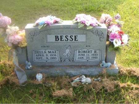 BESSE, ROBERT B. - Boone County, Arkansas | ROBERT B. BESSE - Arkansas Gravestone Photos