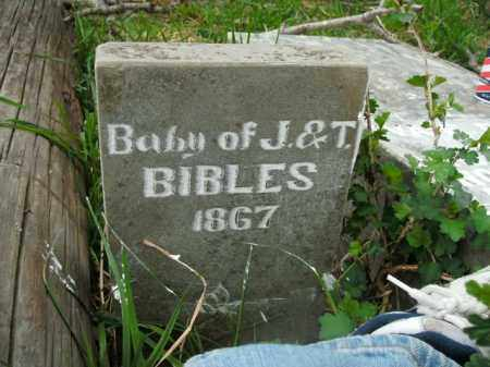 BIBLES, BABY - Boone County, Arkansas | BABY BIBLES - Arkansas Gravestone Photos