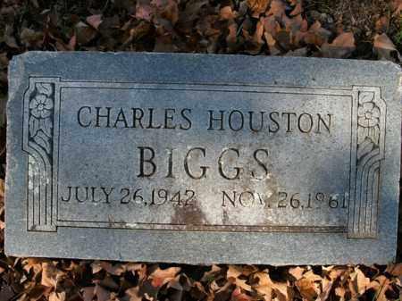 BIGGS, CHARLES HOUSTON - Boone County, Arkansas | CHARLES HOUSTON BIGGS - Arkansas Gravestone Photos