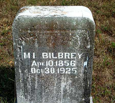BILBREY, M. I. - Boone County, Arkansas | M. I. BILBREY - Arkansas Gravestone Photos
