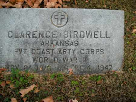 BIRDWELL  (VETERAN WWII), CLARENCE - Boone County, Arkansas | CLARENCE BIRDWELL  (VETERAN WWII) - Arkansas Gravestone Photos