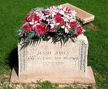BISHOP JONES, JESSIE - Boone County, Arkansas | JESSIE BISHOP JONES - Arkansas Gravestone Photos