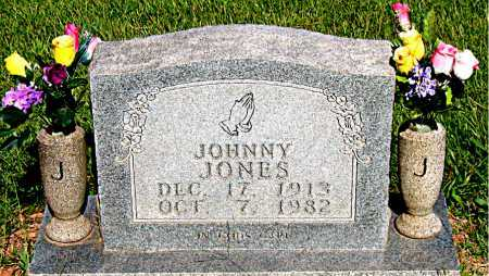 JONES, JOHNNY - Boone County, Arkansas | JOHNNY JONES - Arkansas Gravestone Photos