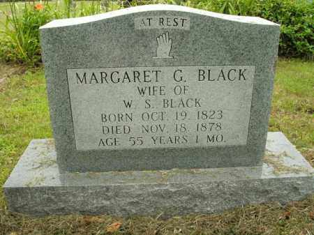 BLACK, MARGARET G. - Boone County, Arkansas | MARGARET G. BLACK - Arkansas Gravestone Photos