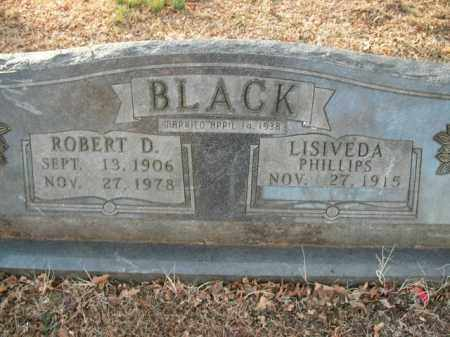 BLACK, ROBERT D. - Boone County, Arkansas | ROBERT D. BLACK - Arkansas Gravestone Photos