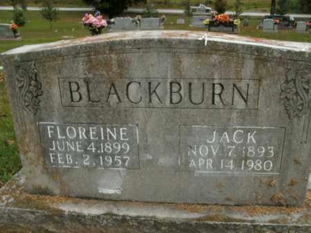 BLACKBURN, JACK - Boone County, Arkansas | JACK BLACKBURN - Arkansas Gravestone Photos