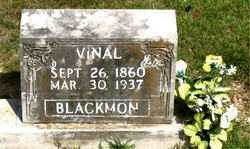 BLACKMON, VINAL - Boone County, Arkansas | VINAL BLACKMON - Arkansas Gravestone Photos