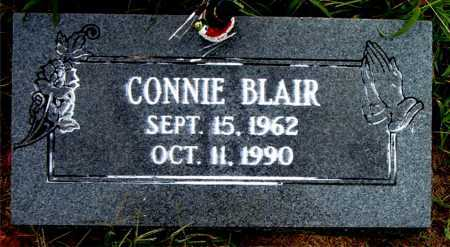 BLAIR, CONNIE - Boone County, Arkansas | CONNIE BLAIR - Arkansas Gravestone Photos