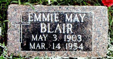 BLAIR, EMMIE MAY - Boone County, Arkansas   EMMIE MAY BLAIR - Arkansas Gravestone Photos