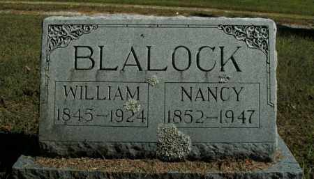 BLALOCK, WILLIAM A. - Boone County, Arkansas | WILLIAM A. BLALOCK - Arkansas Gravestone Photos