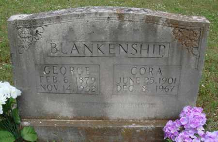 BLANKENSHIP, GEORGE - Boone County, Arkansas | GEORGE BLANKENSHIP - Arkansas Gravestone Photos