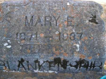 BLANKENSHIP, MARY E. - Boone County, Arkansas | MARY E. BLANKENSHIP - Arkansas Gravestone Photos