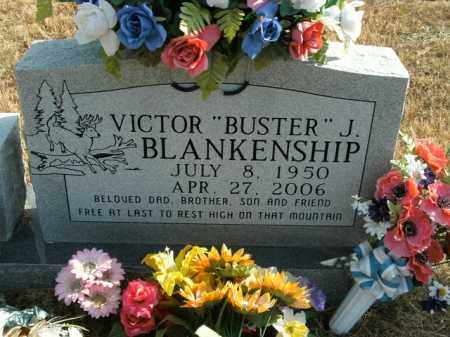 BLANKENSHIP, VICTOR J. - Boone County, Arkansas | VICTOR J. BLANKENSHIP - Arkansas Gravestone Photos