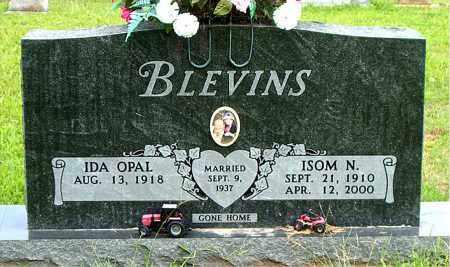 BLEVINS, ISOM N. - Boone County, Arkansas | ISOM N. BLEVINS - Arkansas Gravestone Photos