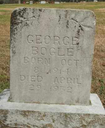 BOGLE, GEORGE - Boone County, Arkansas | GEORGE BOGLE - Arkansas Gravestone Photos