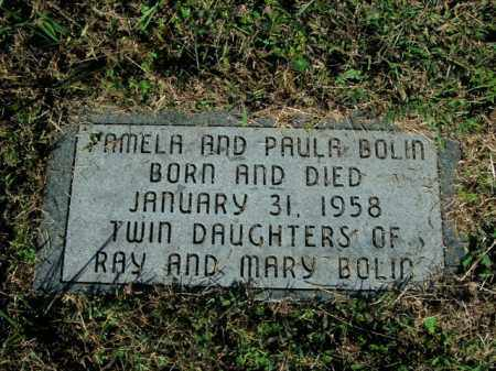 BOLIN, PAMELA - Boone County, Arkansas | PAMELA BOLIN - Arkansas Gravestone Photos