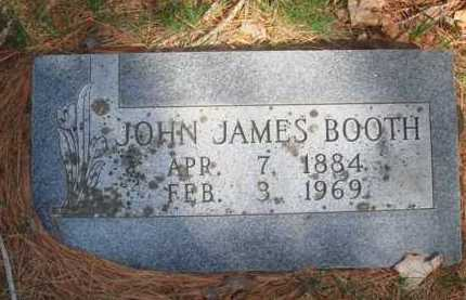 BOOTH, JOHN JAMES - Boone County, Arkansas | JOHN JAMES BOOTH - Arkansas Gravestone Photos