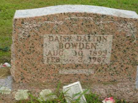 BOWDEN, DAISY - Boone County, Arkansas | DAISY BOWDEN - Arkansas Gravestone Photos