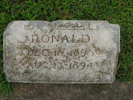 BOWER, RONALD - Boone County, Arkansas | RONALD BOWER - Arkansas Gravestone Photos