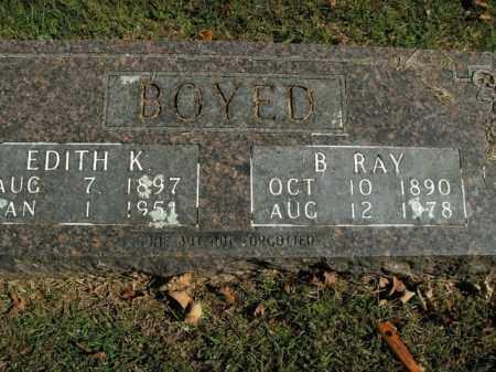 BOYED, B.RAY - Boone County, Arkansas | B.RAY BOYED - Arkansas Gravestone Photos