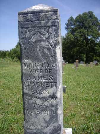 BRACKETT, MARTHA J. - Boone County, Arkansas | MARTHA J. BRACKETT - Arkansas Gravestone Photos
