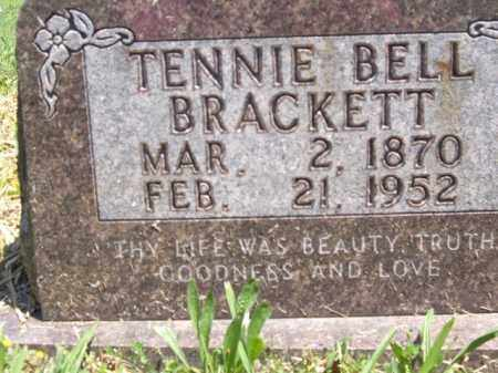 BRACKETT, TENNIE BELL - Boone County, Arkansas | TENNIE BELL BRACKETT - Arkansas Gravestone Photos