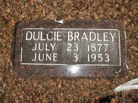 BRADLEY, DULCIE - Boone County, Arkansas | DULCIE BRADLEY - Arkansas Gravestone Photos