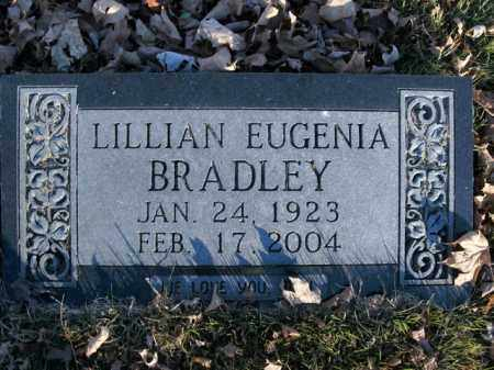 BRADLEY, LILLIAN EUGENIA - Boone County, Arkansas | LILLIAN EUGENIA BRADLEY - Arkansas Gravestone Photos