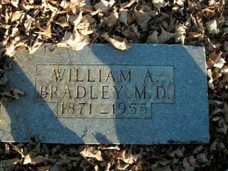 BRADLEY, WILLIAM A. (DOCTOR) - Boone County, Arkansas | WILLIAM A. (DOCTOR) BRADLEY - Arkansas Gravestone Photos