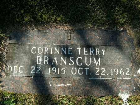 BRANSCUM, CORINNE (SECOND STONE) - Boone County, Arkansas | CORINNE (SECOND STONE) BRANSCUM - Arkansas Gravestone Photos