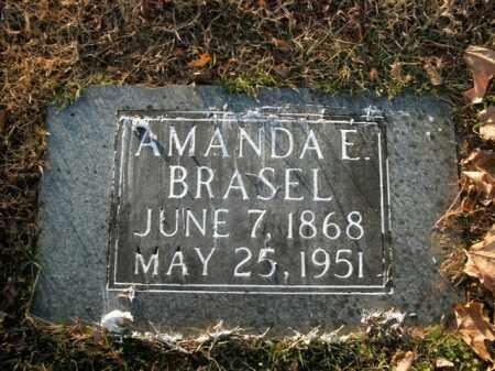 BRASEL, AMANDA E. - Boone County, Arkansas | AMANDA E. BRASEL - Arkansas Gravestone Photos