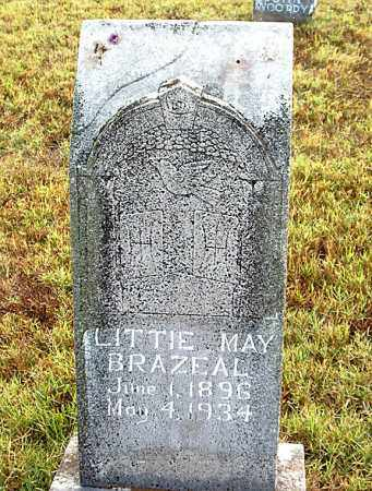 BRAZEAL, LITTIE MAE - Boone County, Arkansas | LITTIE MAE BRAZEAL - Arkansas Gravestone Photos