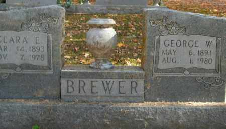 BREWER, CLARA E. - Boone County, Arkansas | CLARA E. BREWER - Arkansas Gravestone Photos