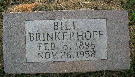 BRINKERHOFF, BILL - Boone County, Arkansas | BILL BRINKERHOFF - Arkansas Gravestone Photos