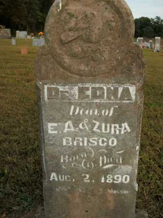 BRISCO, DEEDNA - Boone County, Arkansas | DEEDNA BRISCO - Arkansas Gravestone Photos