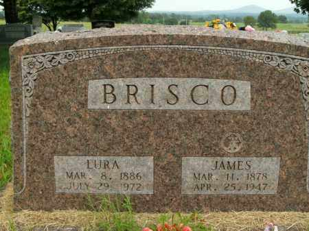 BRISCO, JAMES - Boone County, Arkansas | JAMES BRISCO - Arkansas Gravestone Photos