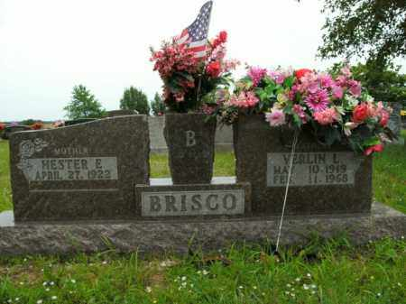 BRISCO, VERLIN L. - Boone County, Arkansas | VERLIN L. BRISCO - Arkansas Gravestone Photos