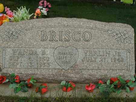 BRISCO, WANDA B. - Boone County, Arkansas | WANDA B. BRISCO - Arkansas Gravestone Photos