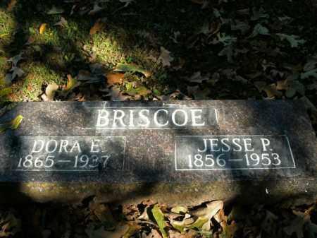 BRISCOE, DORA E. - Boone County, Arkansas | DORA E. BRISCOE - Arkansas Gravestone Photos