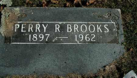 BROOKS, PERRY R. - Boone County, Arkansas | PERRY R. BROOKS - Arkansas Gravestone Photos