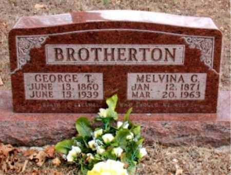 BROTHERTON, GEORGE THOMAS - Boone County, Arkansas | GEORGE THOMAS BROTHERTON - Arkansas Gravestone Photos
