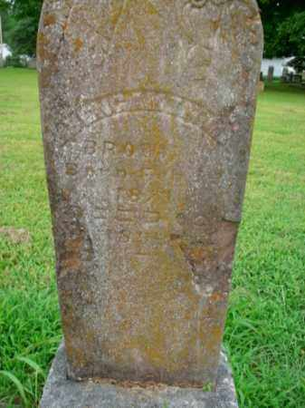 BROWN, BENGAMIN MILTON - Boone County, Arkansas | BENGAMIN MILTON BROWN - Arkansas Gravestone Photos