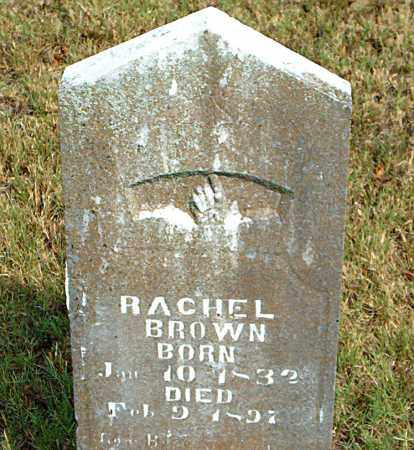 BROWN, RACHEL - Boone County, Arkansas | RACHEL BROWN - Arkansas Gravestone Photos